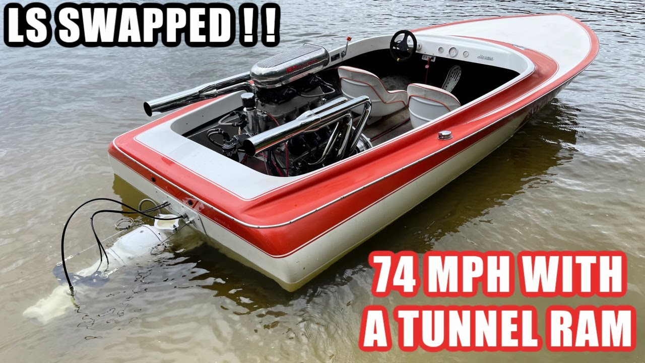 More Speed for Our LS-Swapped Jet Boat!