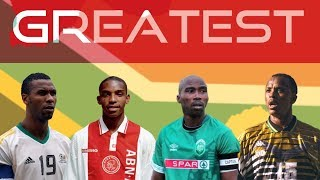 10 Greatest South African Soccer Players Of All Time