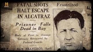 Побег из Алькатраса    History HD