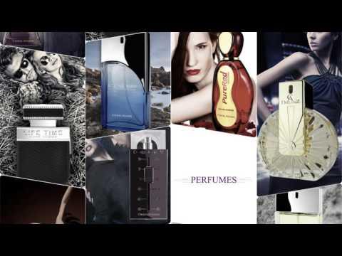 Chris Adams Perfumes