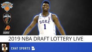 NBA Draft Lottery 2019 Live