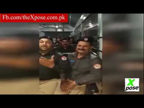 Soulful naat by a police man
