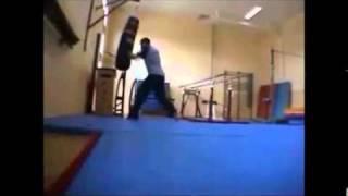 Damien Walters    vs    David Bell
