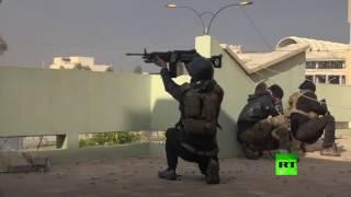 الجيش العراقية تصل ضفة دجلة خلال عملية تحرير الموصل