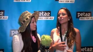 Peta2 at Red Carpet Events LA Teen Choice Awards Style Lounge Thumbnail
