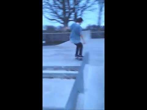 Flowerman Iphone Skate Clips