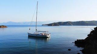 видео отдых на парусных и моторных яхтах