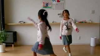 子供に演技させて遊んでみました こういうのを作ると喜ぶので...。