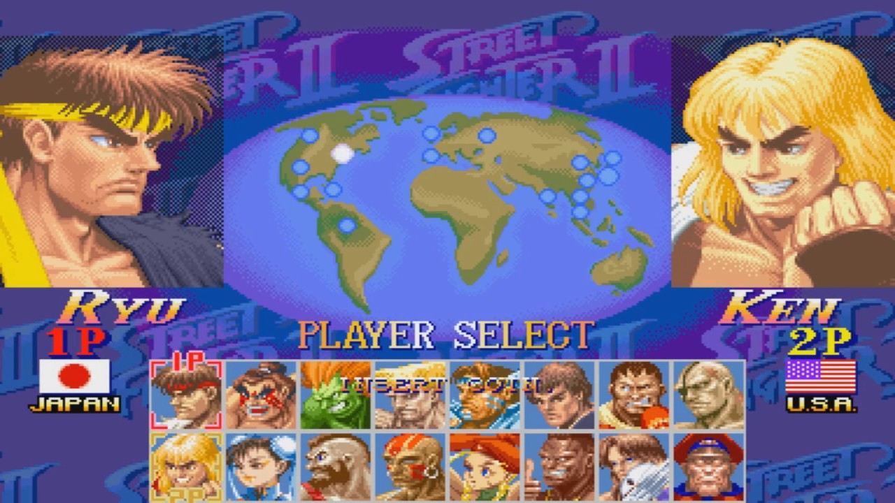 Super Street Fighter 2 Turbo- SNES Remix (SPC's available for download!)