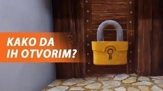 NEŠTO JE IZA OVIH VRATA! - Supraland (EP19)