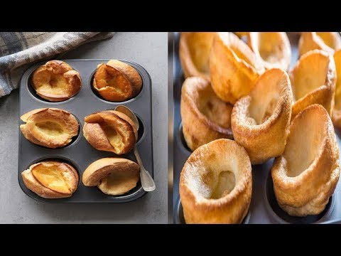 Mary Berry's Recipe For Quick And Easy Yorkshire Puddings