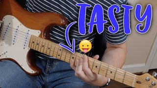 3 Tasty Licks to Feed Guitar Players