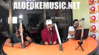 INCREÍBLE!!! Poeta Callejero culmina entrevista en Alofoke Radio con histórico freestyle!!!