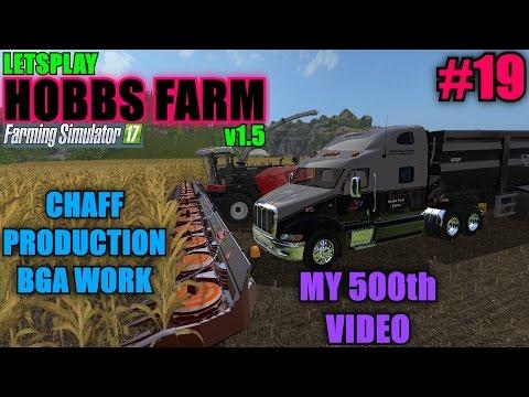 "Farming Simulator 17 - Hobbs Farm Map v1.5 ""Letsplay"" Part 19"