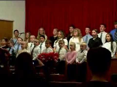 Dove Christian School Choir