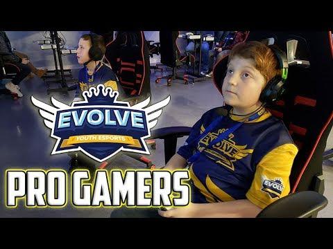 Evolve Youth Esports // Local Fortnite Tournament