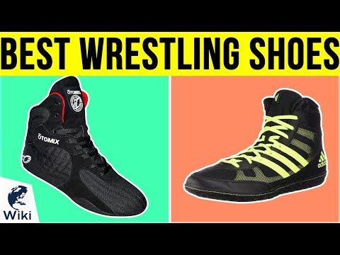 10 Best Wrestling Shoes 2019