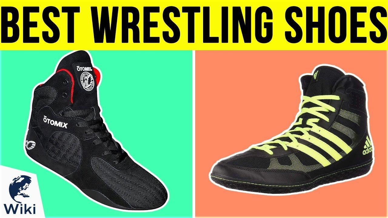 10 Best Wrestling Shoes 2019 - YouTube