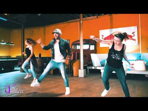 JayDance Fitness : Pitbull, Stereotypes - Jungle Ft. E-40, Abraham Mateo