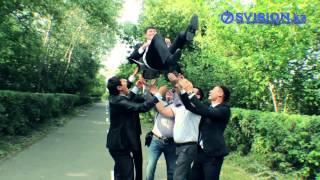 Безумные танцы на свадьбе в Петропавловске