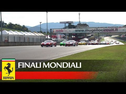 Ferrari Challenge Europe - Race-2 Highlights - Mugello 2017