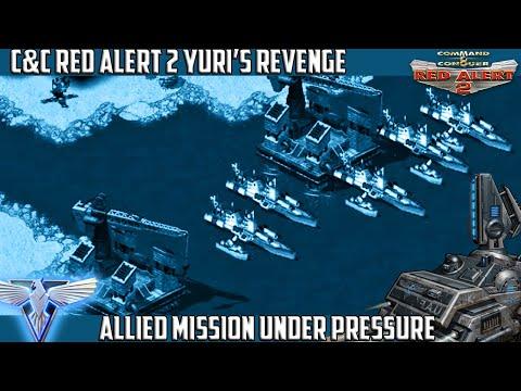 C&C Red Alert 2 Allied Mission - Under Pressure