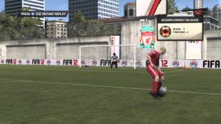 FIFA 12 - How To Get Your Virtual Pro Accomplishments Quicker
