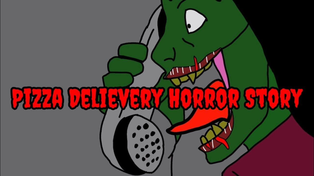 Pizza Delivery Horror Story || Animated Horror Story In Hindi || Samarth Horror Stories