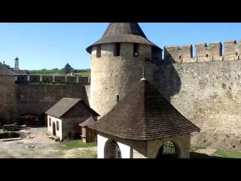 Travel to Khotyn Fortress