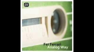 Fer Ferrari - Analog way