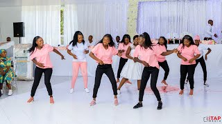 Best Ladies wedding dance 2021…Did they do it better than the other squad?