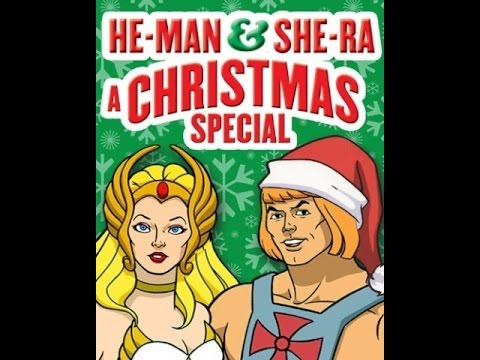 He Man Christmas Special.Five Reasons To Love The He Man She Ra Christmas Special