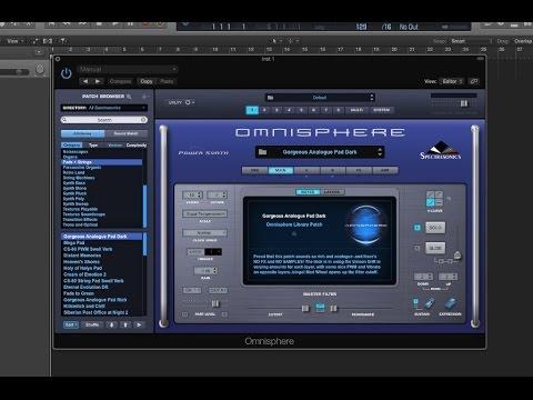 Omnisphere 2 - Pads (Worship Sounds)