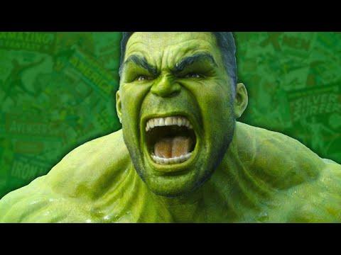 Каким будет Халк в фильме Мстители 4? Теория киновселенной Marvel