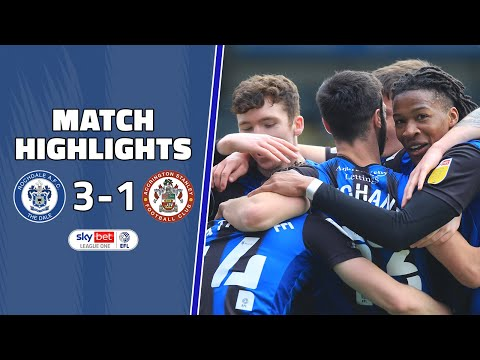 Rochdale Accrington Goals And Highlights