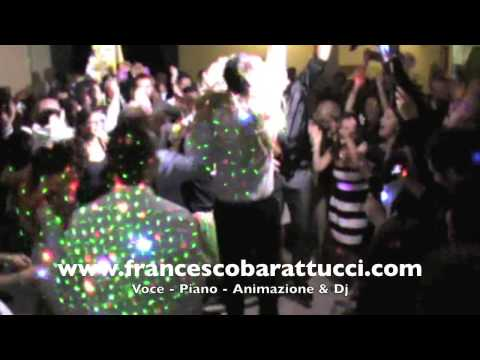 Animazione, Balli di gruppo, Revival, Happy Disco musica per Matrimoni Francesco Barattucci