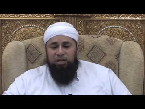 Nourishing the soul in Ramadhan - Sheikh Riyadh ul Haqb