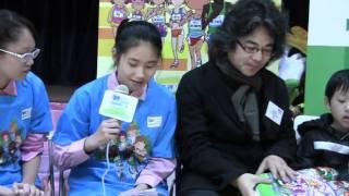 馬拉松101電視小記者_郭怡雅神父紀念學校(M101LR11