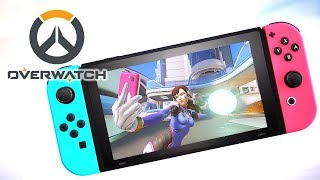 Overwatch - Official Nintendo Switch Announcement Trailer