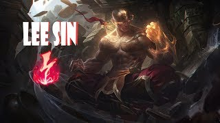 [League Of Legends] Carrea Tus Ranked Partida Didactica Lee Sin ( Electrocutar ) !