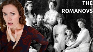 The Romanov Family Execution: Royal Murder Explained with *New Insights*
