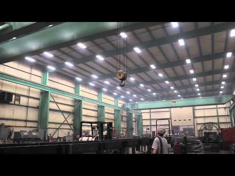 Heavy Fabrication Services at Swanton Welding & Machining, Inc.