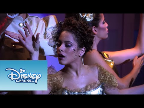 Escena final del show ¨Te creo¨   Momento Musical   Violetta