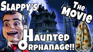 The Movie Slappy 3am in the HAUNTED Orphanage