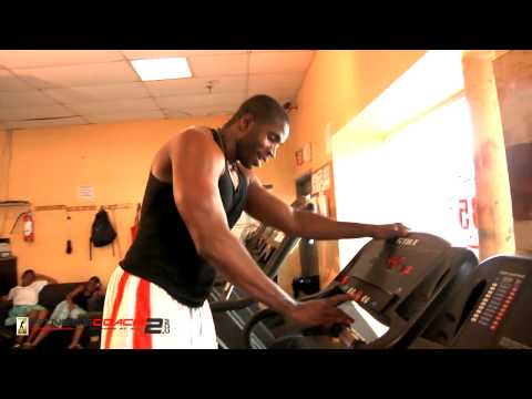 Fat Burning Treadmill Drills Taught by Celebrity Fitness Trainer Donovan Green as seen on Dr. Oz T.V