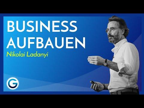 Die ultimative Business-Strategie, um Unternehmen zu gründen // Nikolai Ladanyi