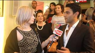 آسر ياسين يكشف عن البطلة المشاركة معه بـ«تراب ألماس»