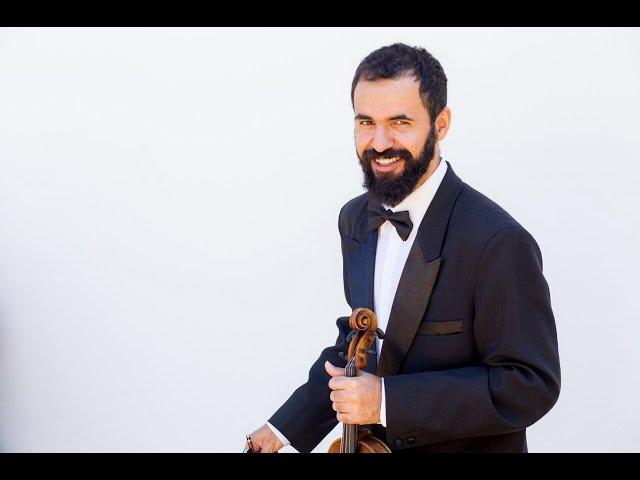 Israel Dutra | Violinista