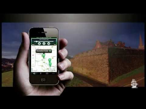 Free Ulster-Scots Visitor Experience Android and iPhone App