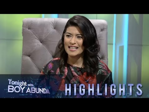 TWBA: Assunta answers if she is afraid to look old